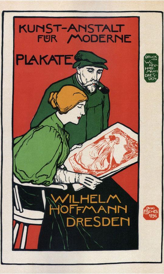 Plakate - Vintage Poster