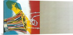 Horse Blinders 1968 by James Rosenquist