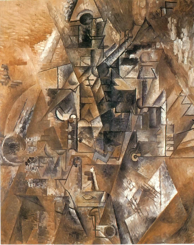 The Clarinet Pablo Picasso