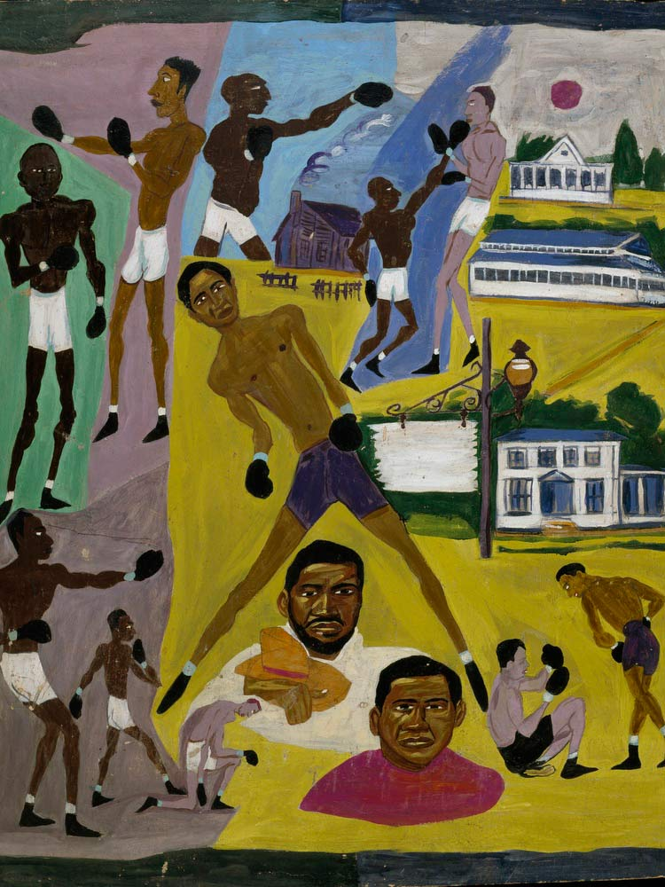 Boxers William H Johnson