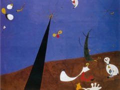Dialogue Of Insects 192425 by Joan Miro