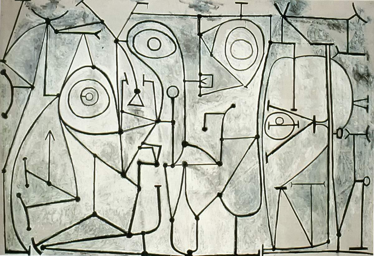 The Kitchen 1948 Pablo Picasso