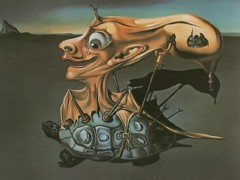 Mystere by Dali