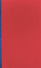 Who's Afraid Of Redyellow And Blue I by Barnett Newman