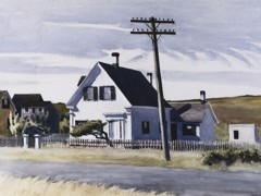 Lombard's House by Edward Hopper