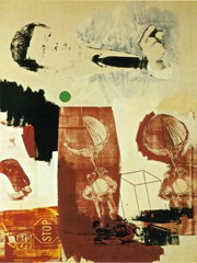 Quote 1964 by Robert Rauschenberg