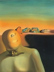 The Average Bureaucrat by Dali