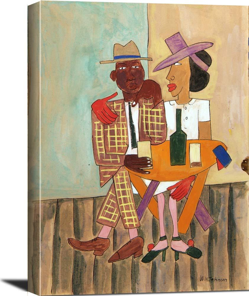 High Life, Harlem William H Johnson