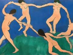 La Danse (First Version) by Henri Matisse