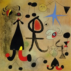 Hope 9 7 1946 by Joan Miro