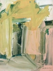 Door To The River by Willem De Kooning