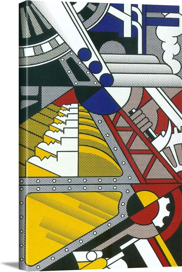 Preparedness by Roy Lichtenstein