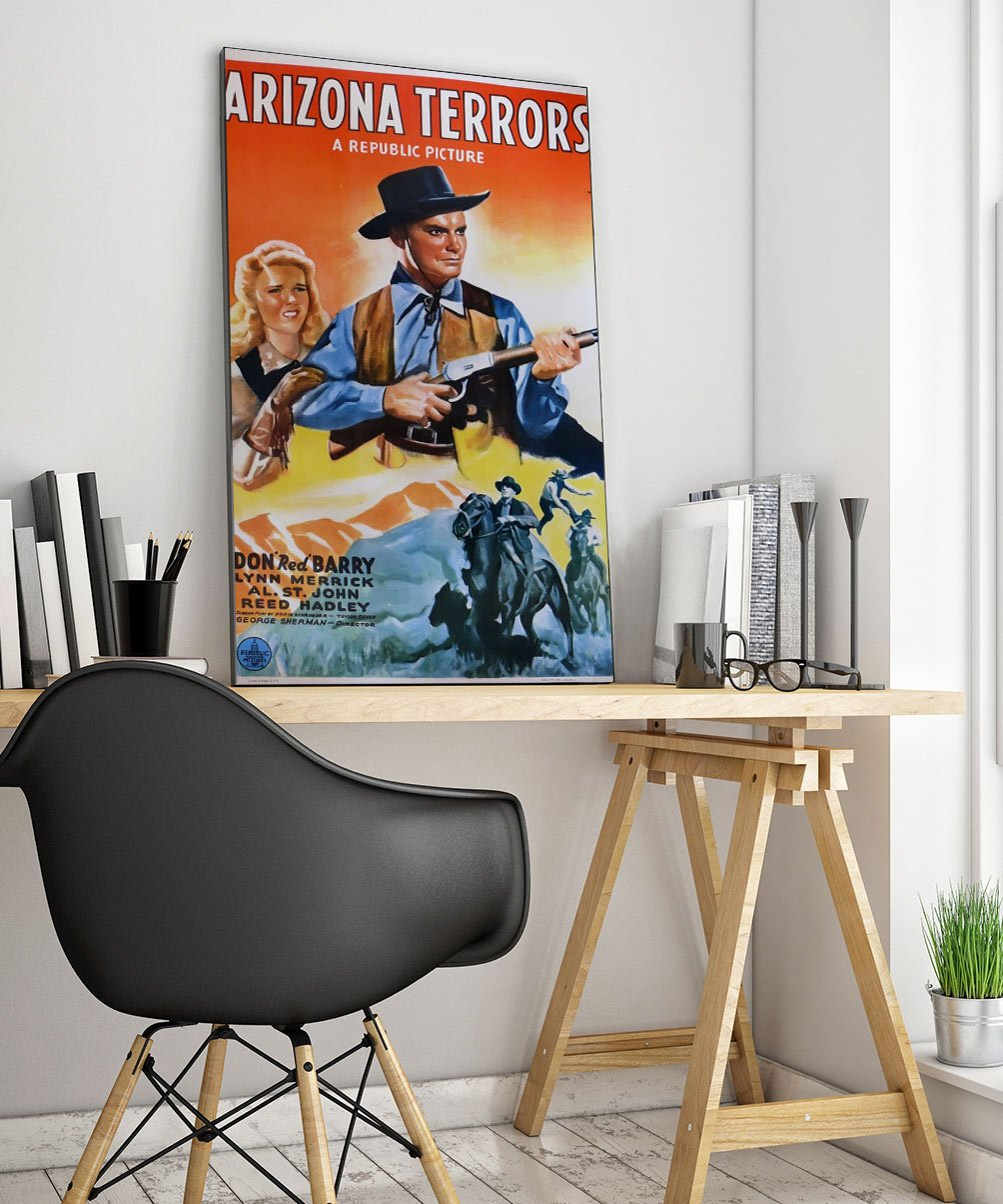 26wpamoviesa Vintage Advertisement Poster