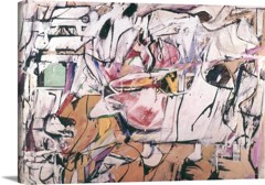 Asheville by Willem De Kooning