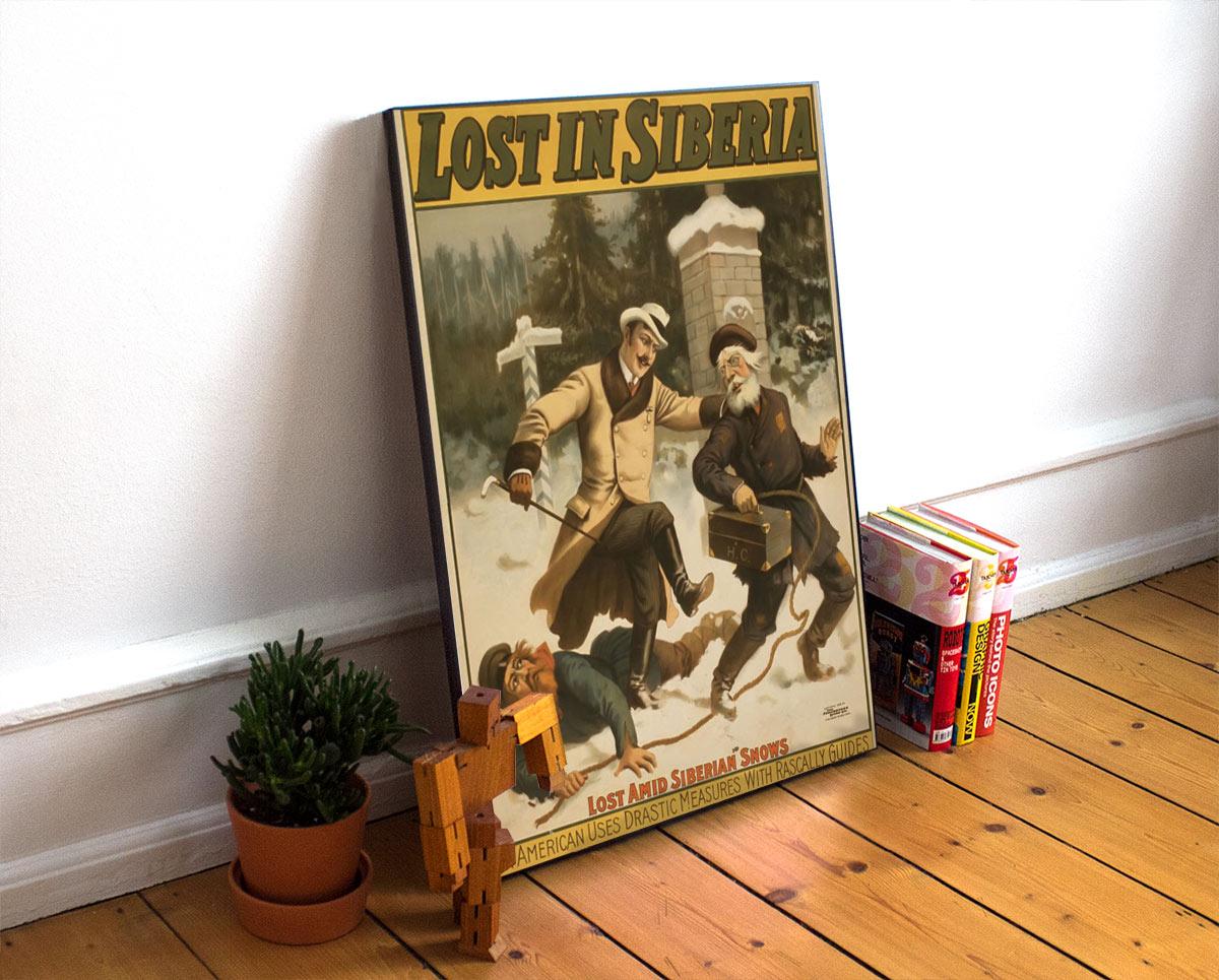 26wpamoviesb Vintage Advertisement Poster