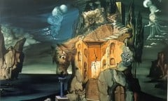 Design For Mad Tristan by Dali