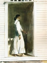 Lady Of The House by Andrew Wyeth