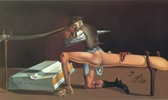 The Enigma Of William Tell by Dali