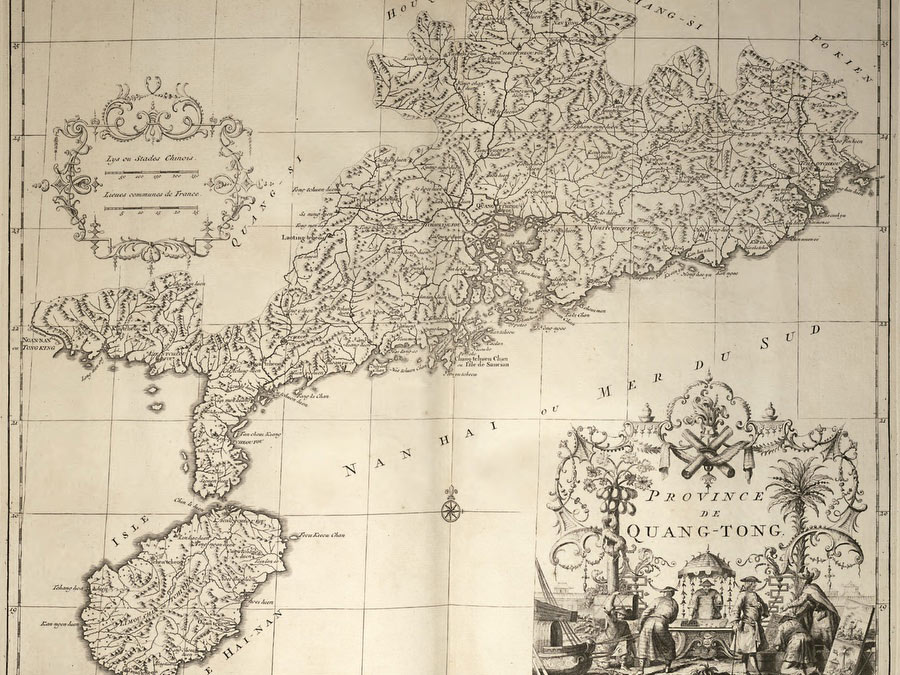 Tibet Autonomous Region (China) Maps Early Works To 1800 - Vintage Asia Maps