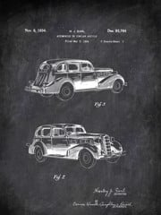 Automobile Or Sinilar Article H J Earl 1934 2 Transportation by Patent