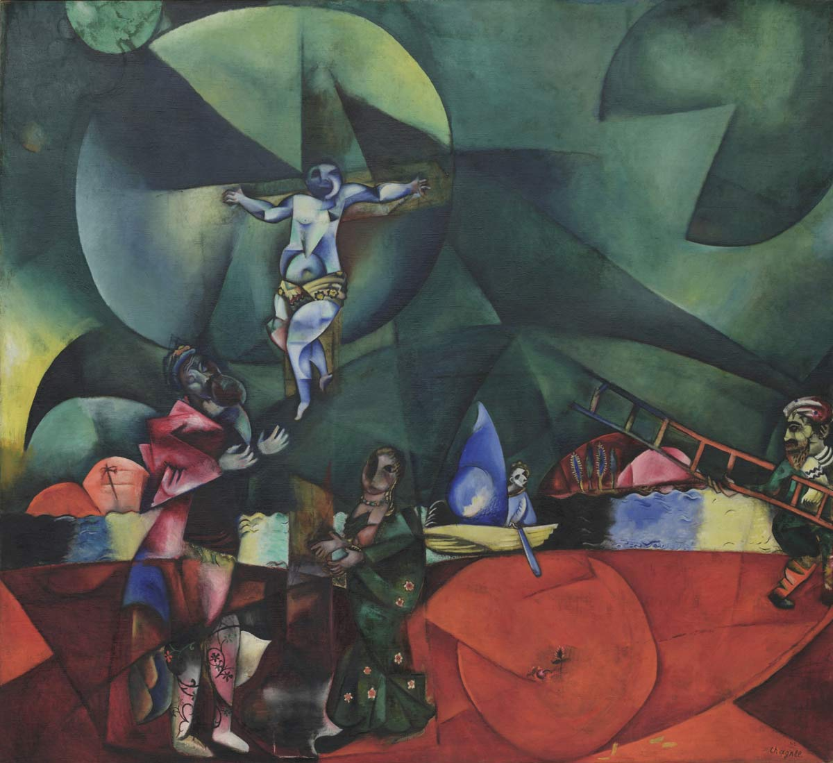 Calvary Marc Chagall