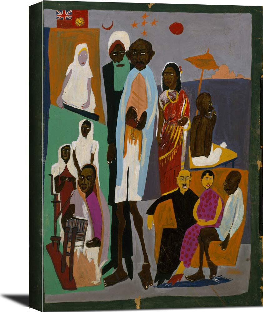For India And China William H Johnson