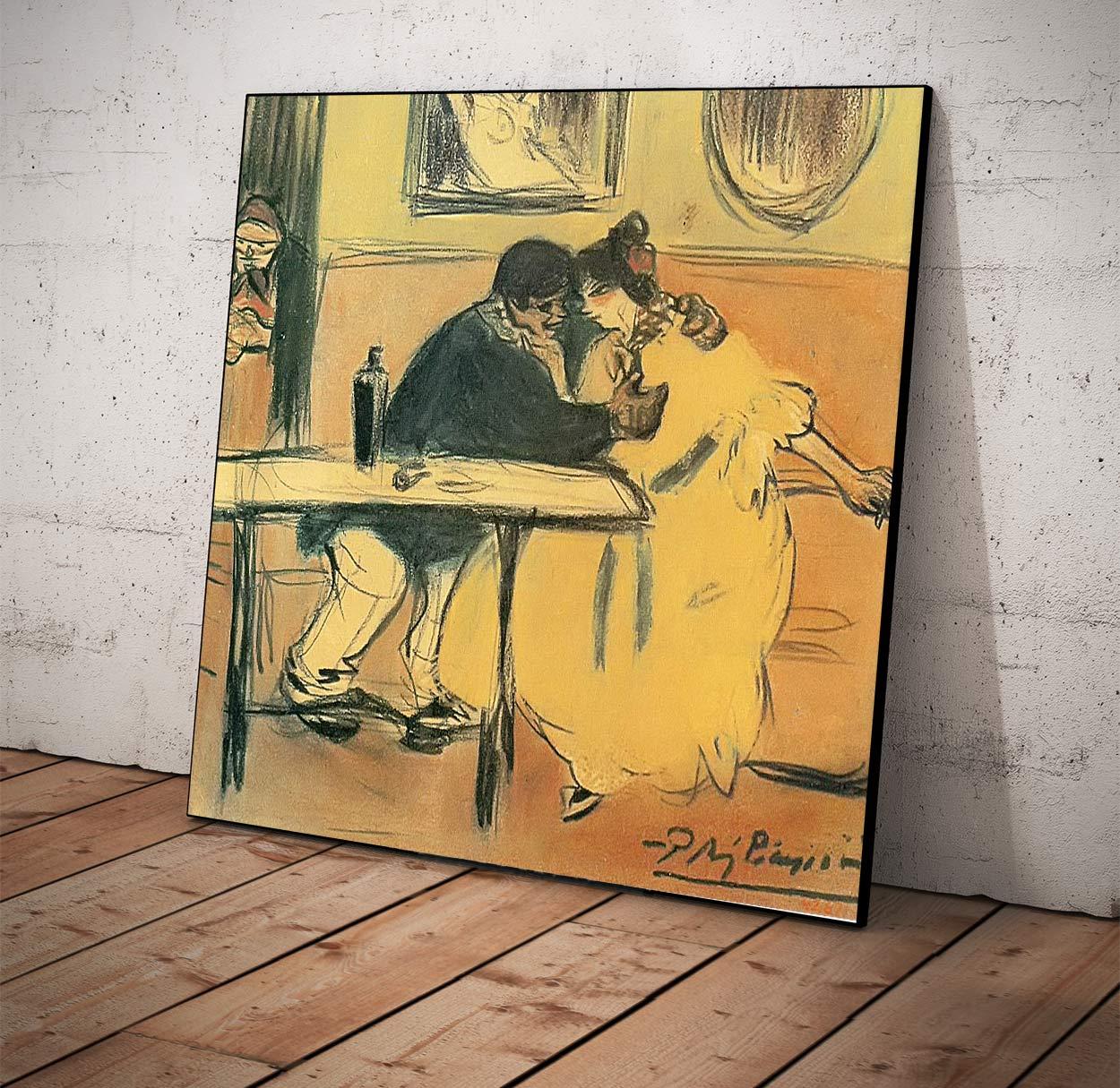 The Divan Pablo Picasso