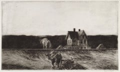American Landscape by Edward Hopper