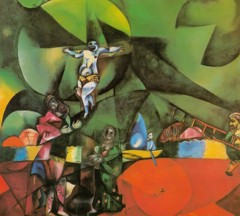 Golgotha by Marc Chagall