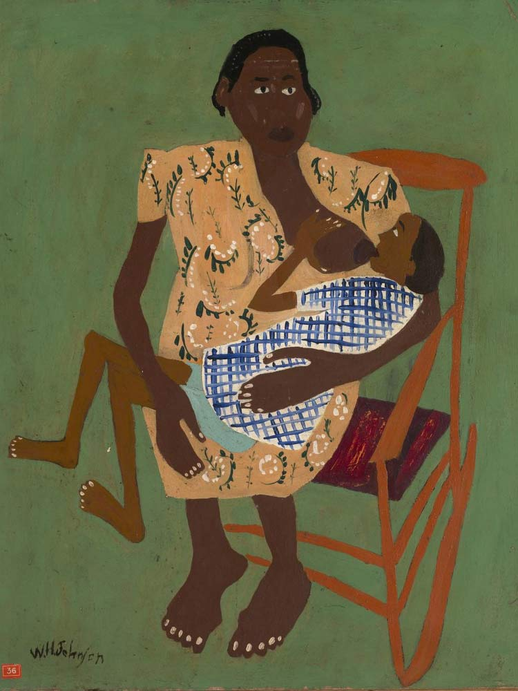 Maternal William H Johnson