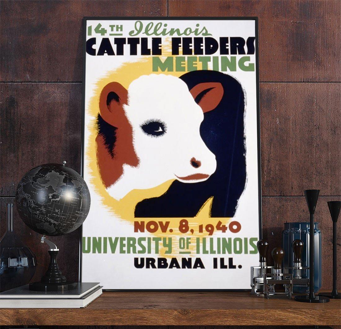 Wpa Cuộc Sống Hoang Dã Vintage Advertisement Poster