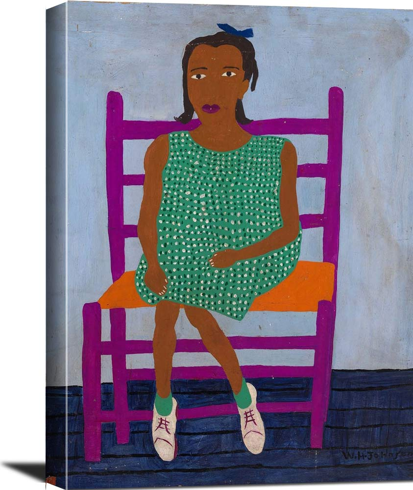 Anna Mae William H Johnson