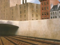 Approaching A City by Edward Hopper