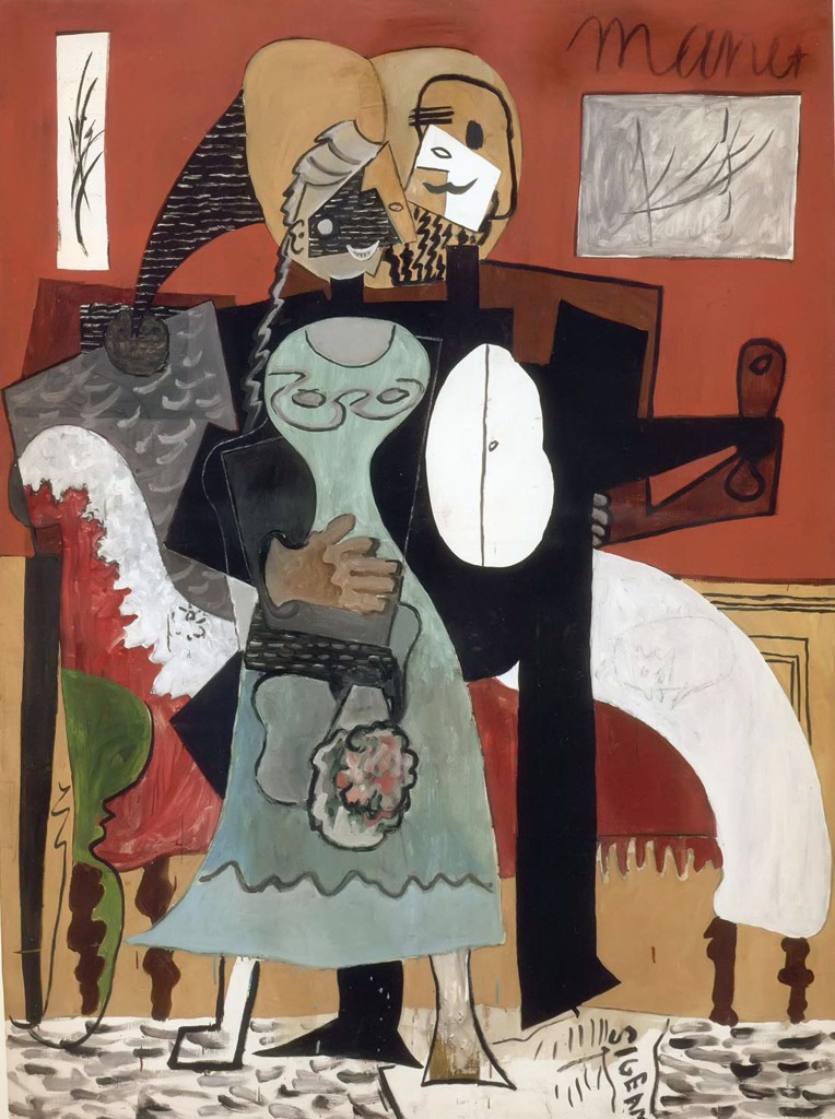 Lovers Pablo Picasso