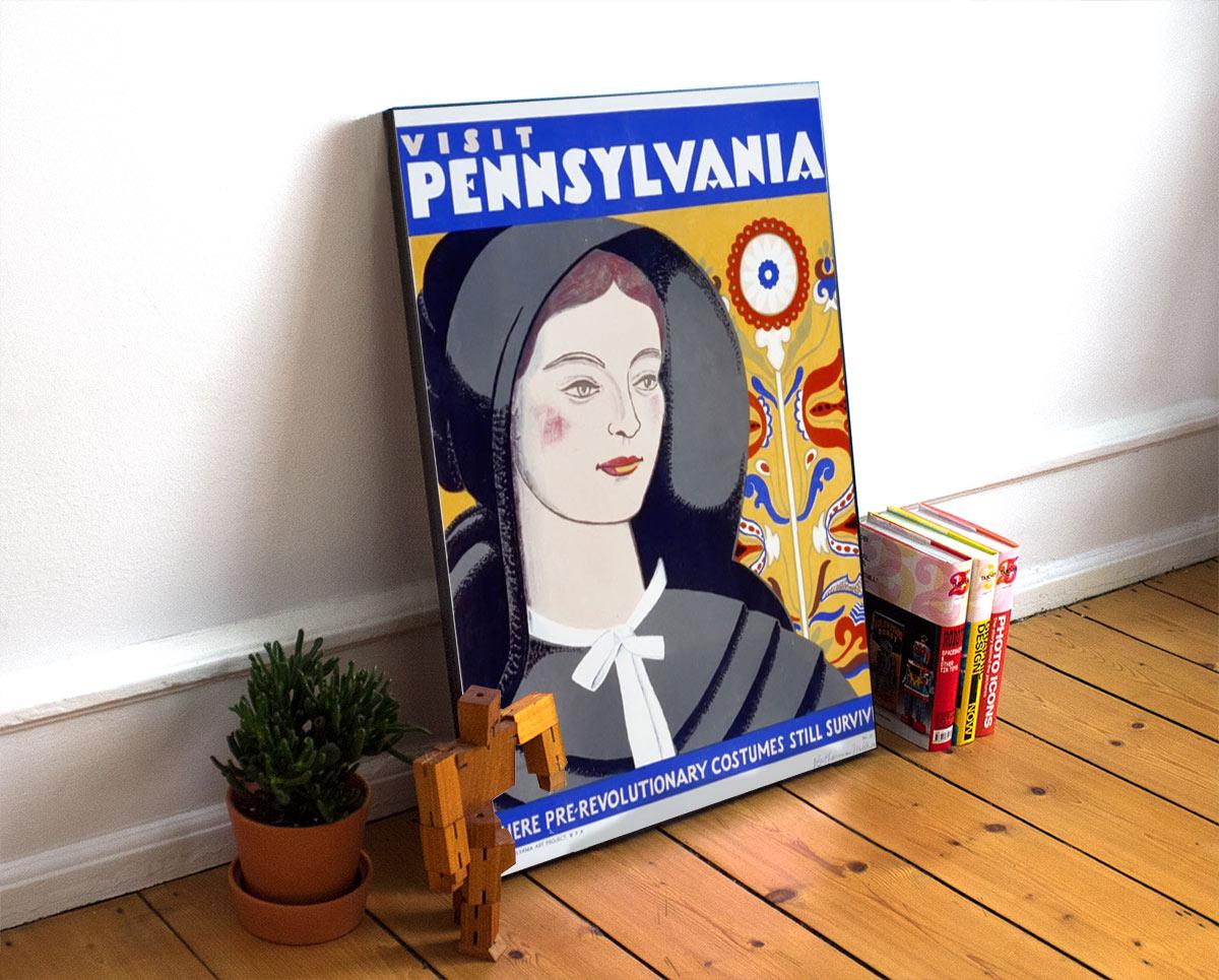 88wpatravel Vintage Advertisement Poster
