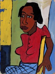 Skirt William H Johnson