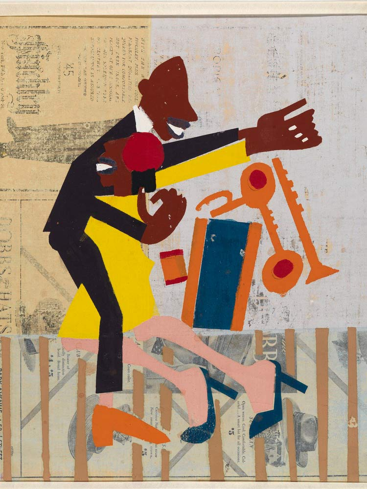 Jitterbugs (Ii) William H Johnson