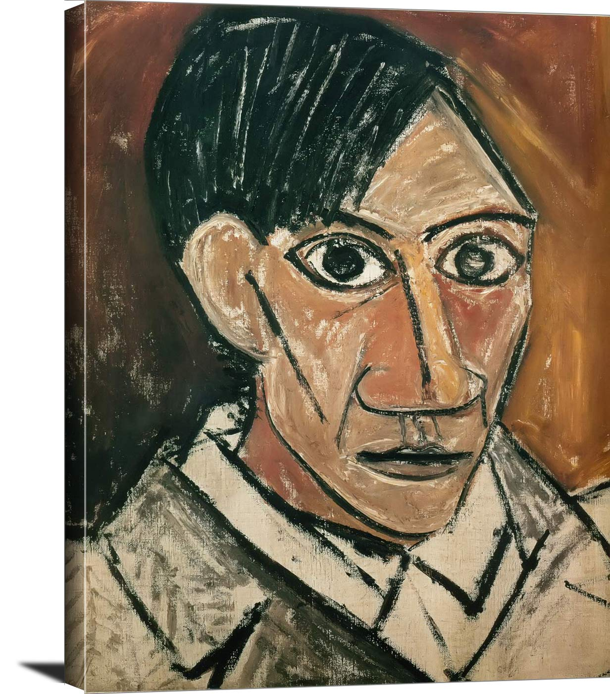 Self Portrait Pablo Picasso