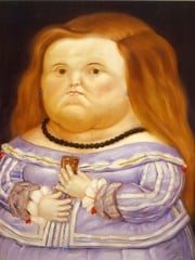 After Veazquez by Botero