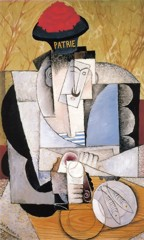 Sailor At Breakfast by Diego Rivera
