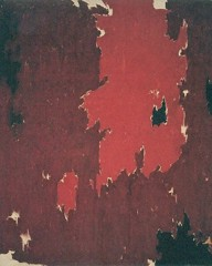 1950 A No.2 by Clyfford Still