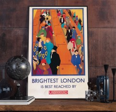 1924 Brightest London Underground