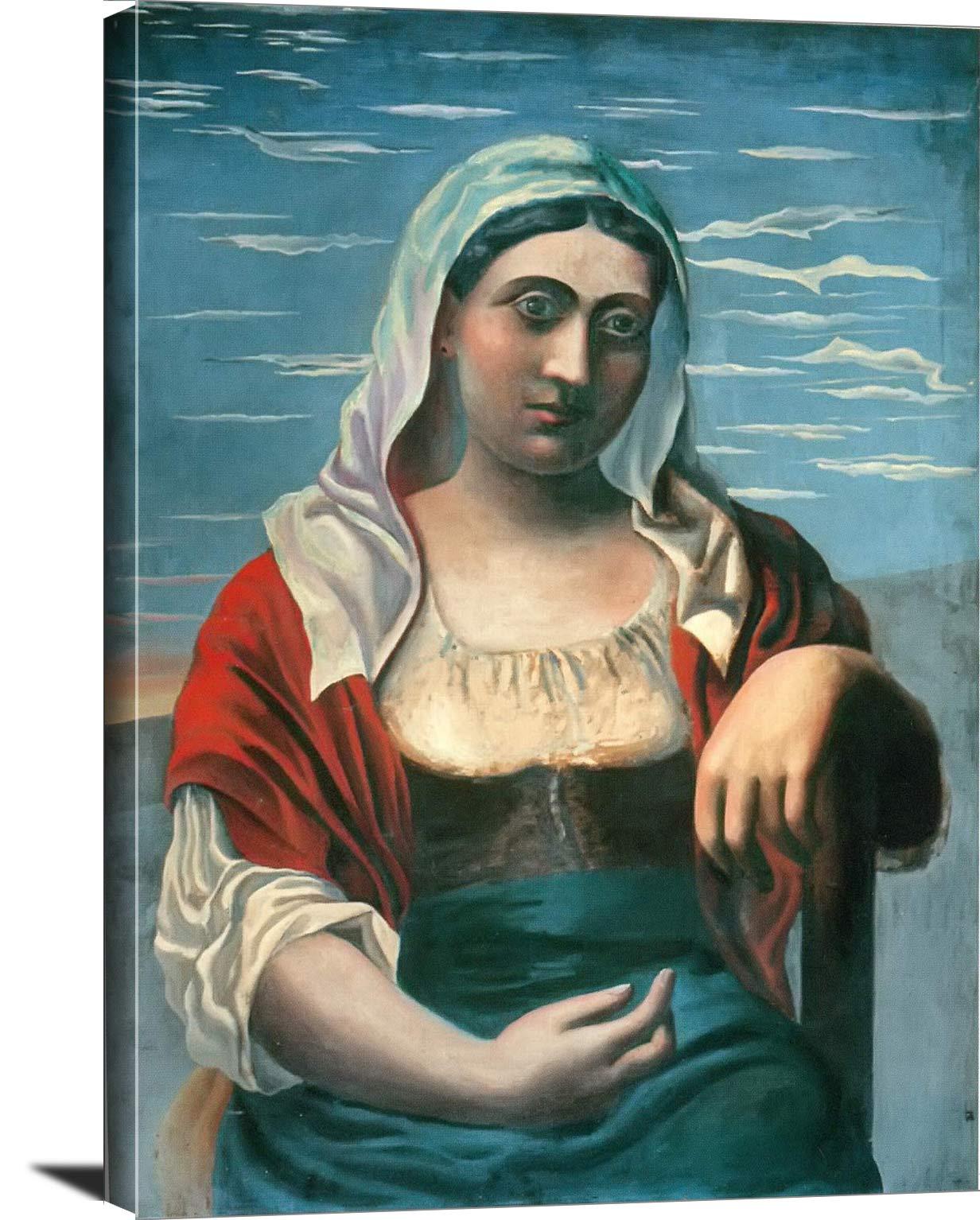 Italian Woman Pablo Picasso