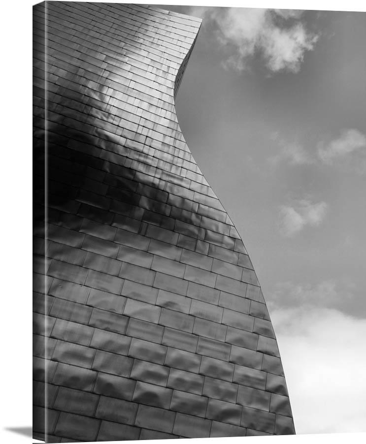 Joel Herzog By Bilbao,spain - Montone B&w Photography