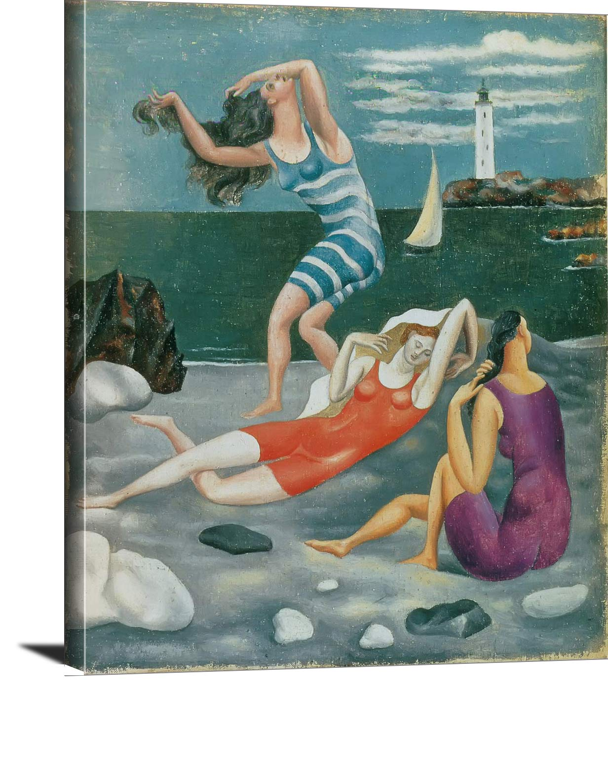 The Bathers Pablo Picasso