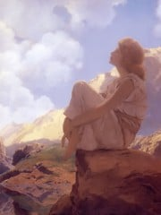 Morning by Maxfield Parrish