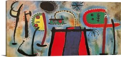 Painting 1953 by Joan Miro