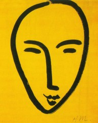 Mask by Henri Matisse