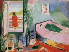 Interior At Collioure by Henri Matisse