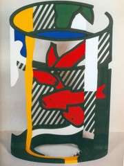 Goldfish Bowl Ii by Roy Lichtenstein